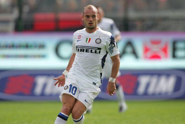El Inter de Milán abrió la jornada dominical en su visita al Cagliari.