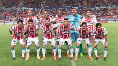 En fotos: Necaxa clasificó a la final de la Copa MX tras eliminar al Santos