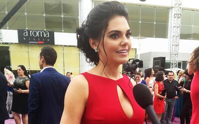 Livia Brito ahora quiere ser villana de las telenovelas