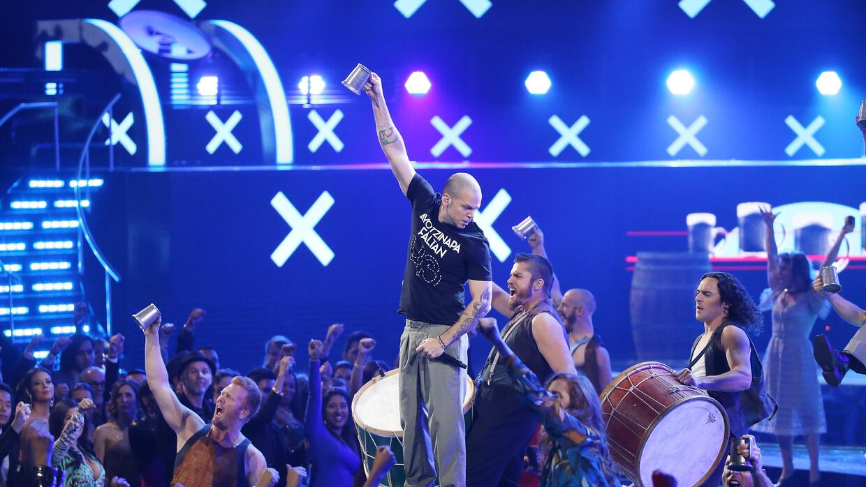 Calle 13 15th Annual Latin GRAMMY Awards - Show