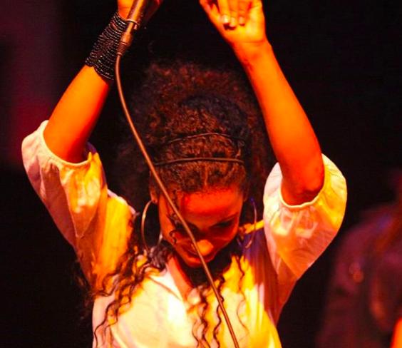 Danay es hip-hop, reggae, música cubana, jazz y rhythm and blues. Alguna...