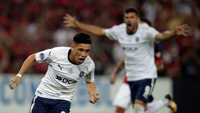 Ezequiel Barco, el nuevo talento argentino que quiere sumarse al equipo de 'Tata' Martino en la MLS