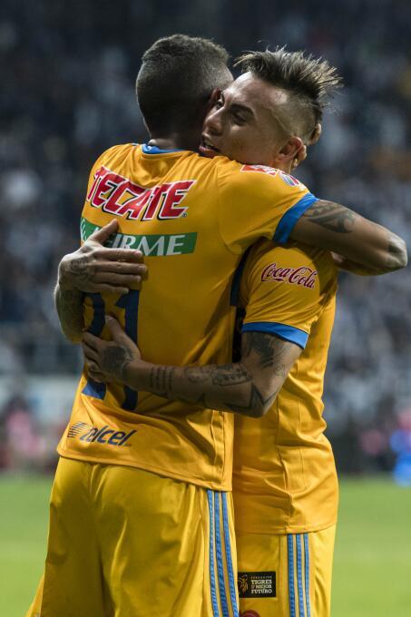Muchas felicidades a Tigres, campeón del fútbol mexicano.