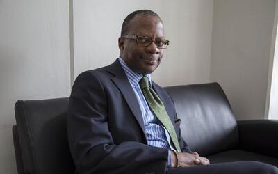 Todd Robinson, embajador de Estados Unidos en Guatemala