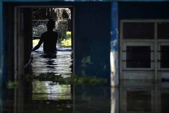 Según Caviedes, a diferencia de la temporada de lluvias de 2010, que afe...