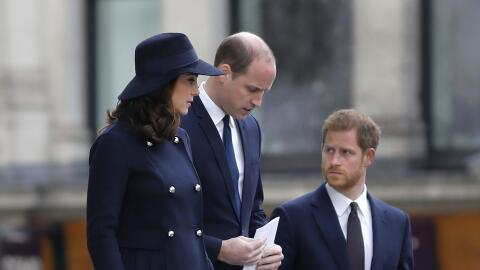 Principe William, Kate Middleton, Príncipe Harry