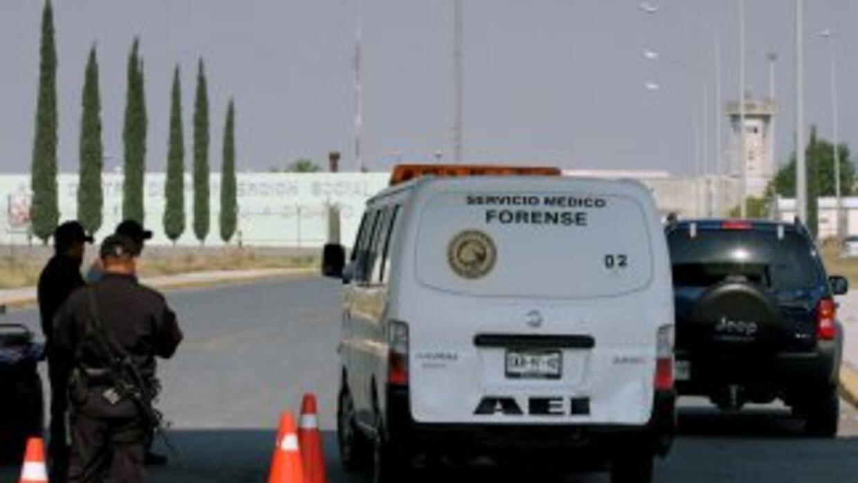 Cuatro personas armadas ingresaron a la penitenciaria de Topo Chico, en...