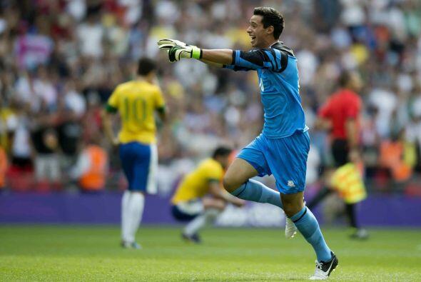 Antonio Rodríguez disputa se segunda temporada como portero titular de C...