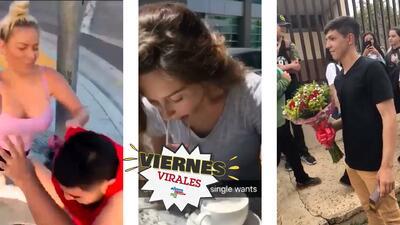 Viernes Virales: Mira como les parten la madre y el corazón a estos tipos