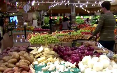 'Chicago en un Minuto': fuertes lluvias incrementarán los precios de fru...