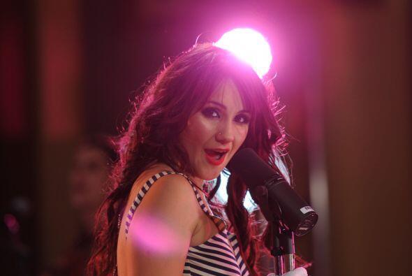Dulce María show