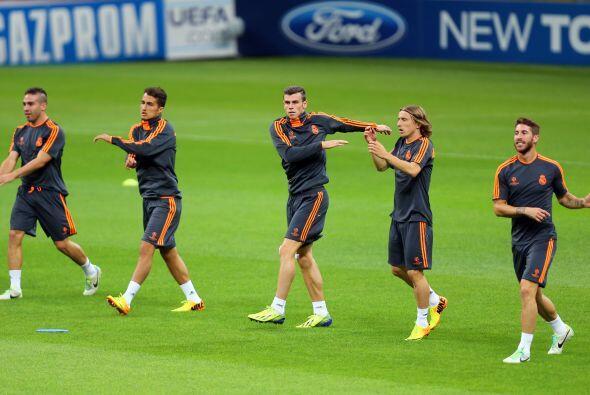 La nueva acometida por la 'décima' pone al Real Madrid en escena en Turq...