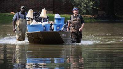Ingenieros hacen recomendaciones para disminuir los riesgos de inundaciones en el condado Harris