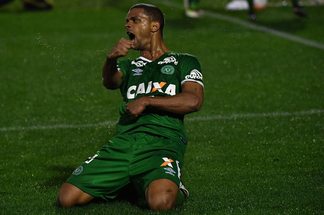 Bruno Rangel, era el delantero más reconocido del Chapecoense, el atacan...