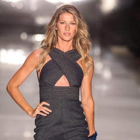 Gisele Bündchen es una de las caras más conocidas de la moda...
