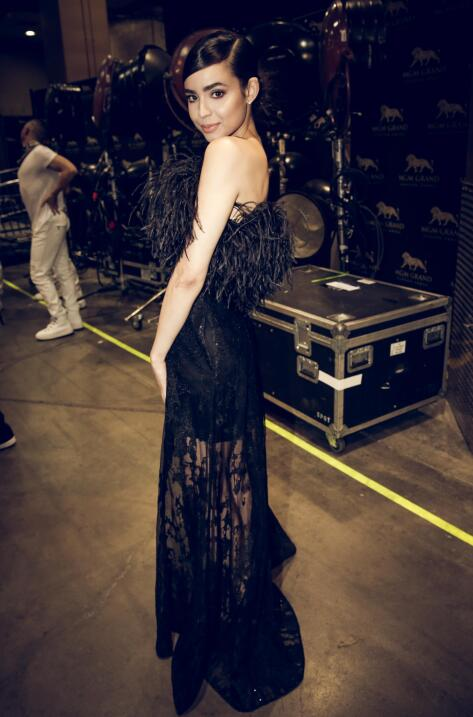 Latin GRAMMY backstage