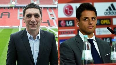 ¿Quién es Tayfun Korkut, el nuevo entrenador de 'Chicharito' en el Bayer Leverkusen?