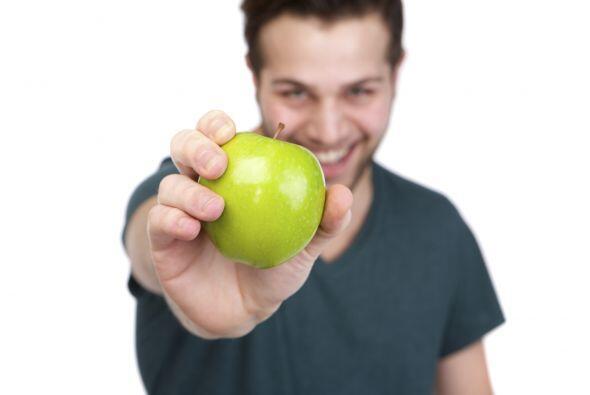 Cuidado con los snacks. Si te hambre entre comidas, prefiere tentempiés...