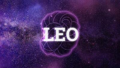 Leo en el mes de Leo