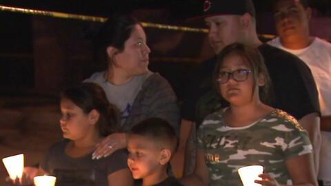 Estudiantes y profesores realizaron vigilia en memoria de las víctimas d...