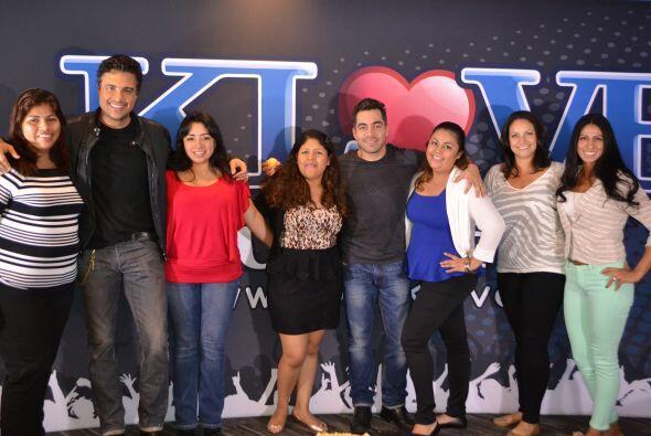 Una última foto con todas las ganadoras!