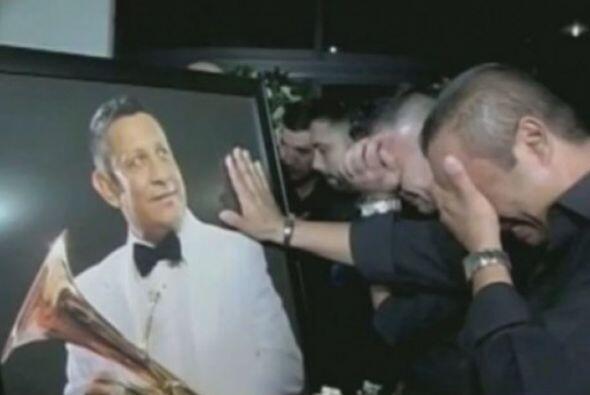 A menos de un año de la muerte de Aldo, aún muchos lloran su partida.