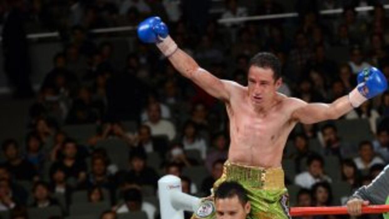Gamaliel Díaz defenderá en Japón contra el local Miura.