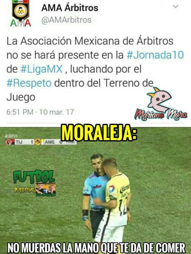 La Liga MX se suspendió... ¡Pero los memes no! 1489212062_097401_1489212...