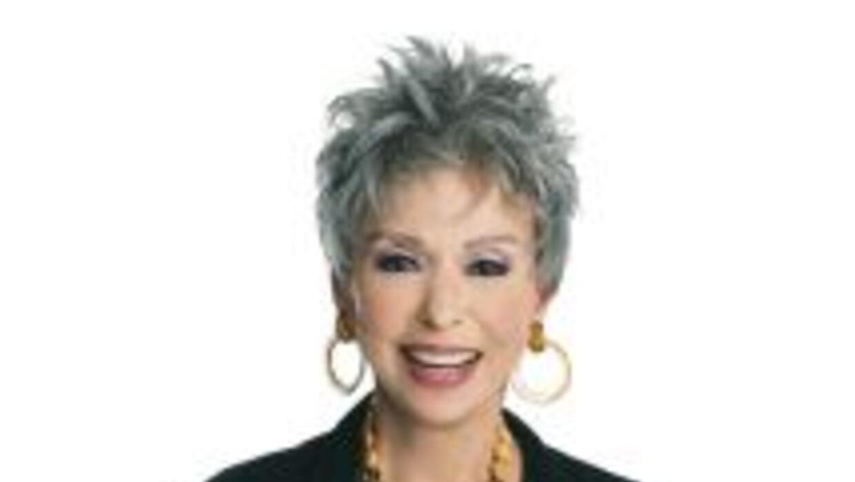 Rita Moreno.