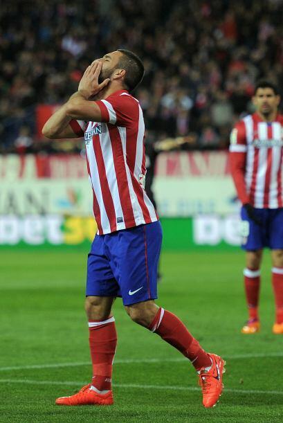 Los fantasmas de la falta de gol en momentos clave parecían regre...