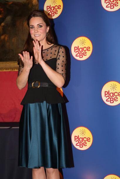 Y es que Kate está muy interesada en el desarrollo y bienestar de los ni...