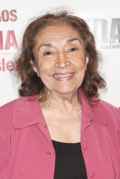 Miriam es considerada una pionera del teatro latino en Estados Unidos.