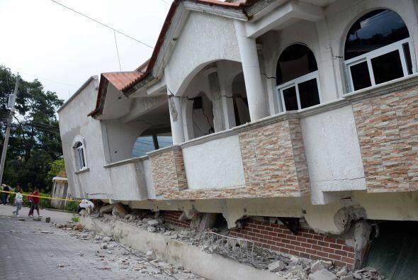 El sismo golpe a guatemala y sur de m xico univision for Noticias del espectaculo mexicano de hoy