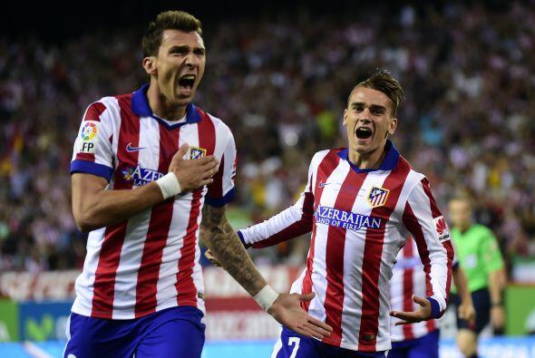 A los dos minutos Mandzukic abrió el marcador fusilando a Iker Casillas.