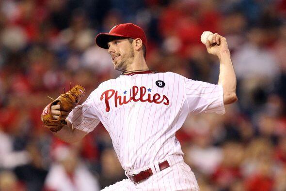 FORTALEZAS: Sin duda la rotación de abridores de los Phillies es su arma...