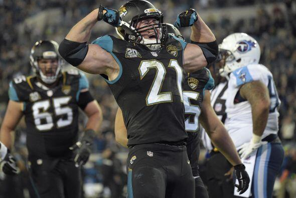 3.- Jacksonville Jaguars (AP-NFL).