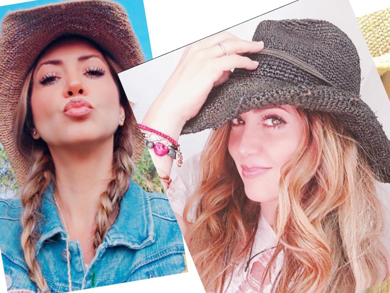 Andrea Legarreta sombreros