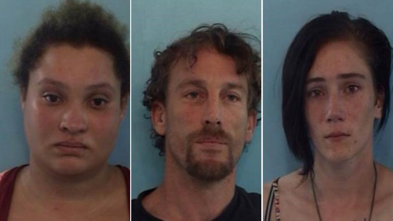 Los acusados del asesinato de un niño de 2 años en Califor...
