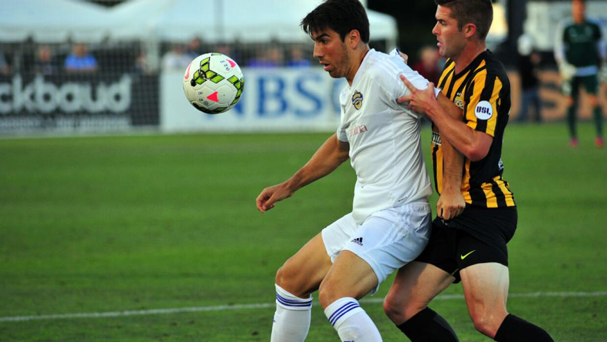 Charlotte Independence traza su plan para llegar a MLS.