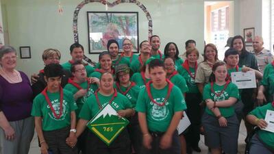 Este grupo de Ponce hizo historia dentro de los Boys Scouts of America.