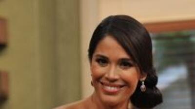 Karla Martínez, conductora de Despierta América