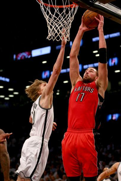 El base Deron Williams aportó 23 puntos y los Nets de Brooklyn forzaron...