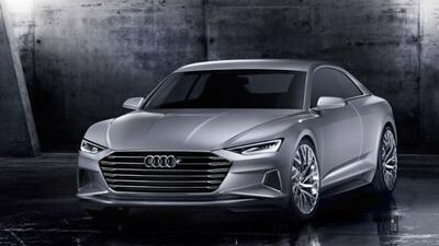 El Prologue Concept muestra la nueva cara de Audi.