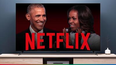 De presidente a estrella de Netflix, Obama y su esposa ya tienen nuevo trabajo
