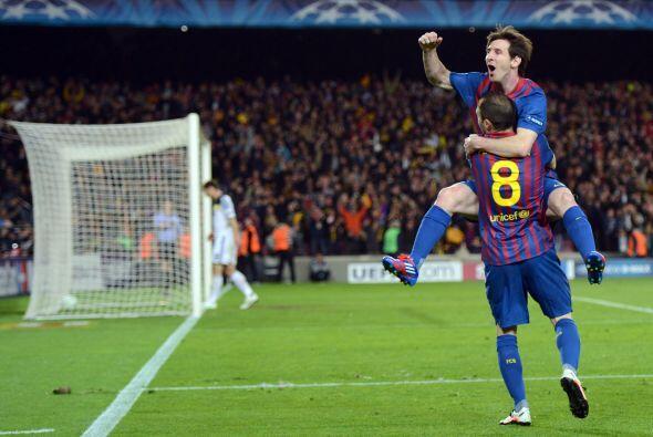 Precisamente del Barcelona fueron los jugadores que ganaron los premios...