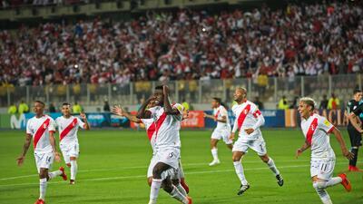 La Novela: Tras 36 años, Perú calificó al Mundial tras vencer 2-0 a Nueva Zelanda