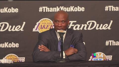 Byron Scott fue despedido de los Lakers