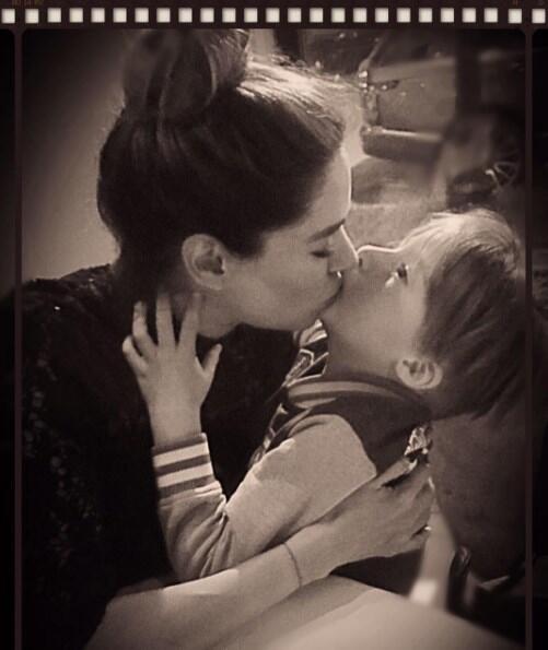 Mamás amorosas farándula