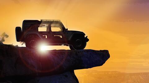 Jeep Switchback Concept preparado especialmente para la 51a edici&oacute...