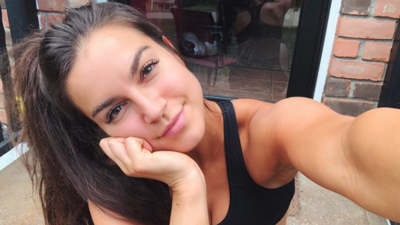 Aubrey Nutter, entusiasta y ejemplo del mundo fitness en las redes sociales